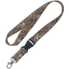 Wincraft Camo MSU 1'' Lanyard with Detachable Buckle Image