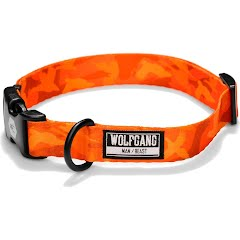 Wolf Gang Dog Collar (Large) Image