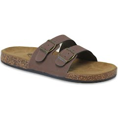 Woodstock Women's Adele Double Strap Sandals Image