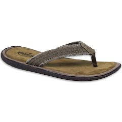 Woodstock Men's Manny Memory Foam Flip Sandals Image