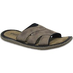 Woodstock Men's Shane Memory Foam Slide Sandals Image