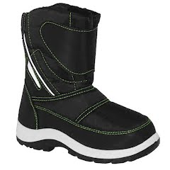 World Famous Boys Infant Toasty Winter Boots Image