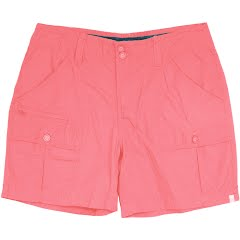 White Sierra Women's Canyon Cargo Short Image