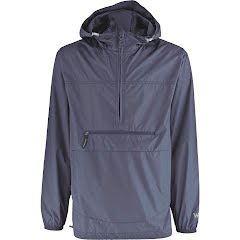 White Sierra Men's Alpine Anorak Jacket Image