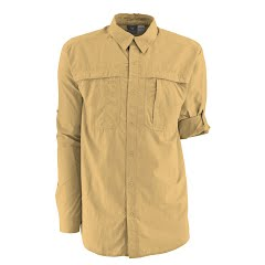 White Sierra Men's Kalgoorlie II Long Sleeve Shirt Image