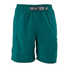 White Sierra Mens River Short Image