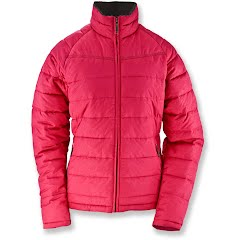 White Sierra Women's Sunbowl Insulated Bomber Jacket Image
