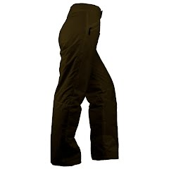White Sierra Women's Slider Pants Image