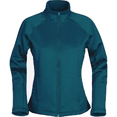 White Sierra Women's Power Jacket Image