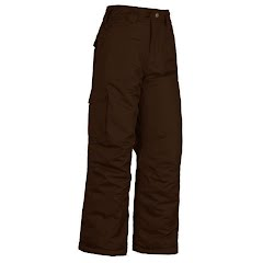 White Sierra Boys Youth Bilko Pant Image