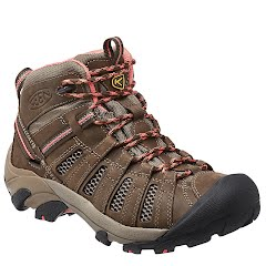 Keen Women's Voyageur Mid Hiking Boots Image