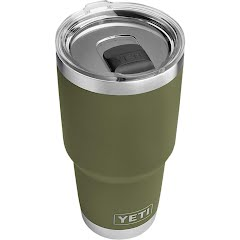 Yeti Coolers Rambler 30oz Tumbler with Mag Slider Image