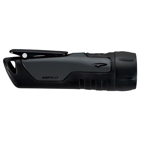 Image of Princeton Tec Amp 5 . 0 Led Flashlight - Grey