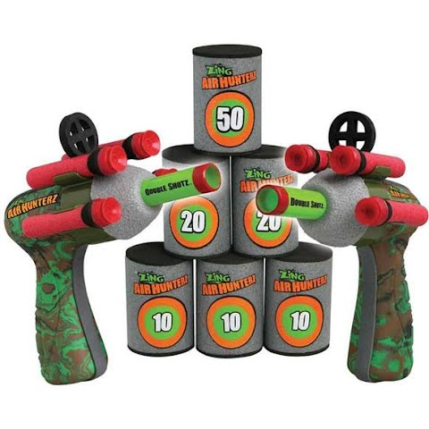 Image of Zing Toys Air Hunters Double Shotz