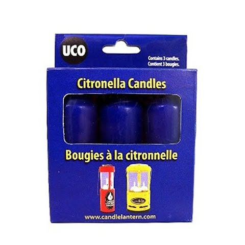 Image of Industrial Revolution Uco Citronella Candles ( 3pk )
