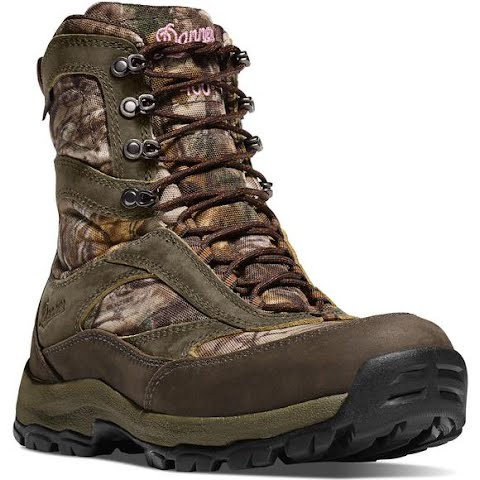 Danner Women ' S High Ground 8 Inch Realtree Xtra 400g Boot - Realtree Xtra thumbnail