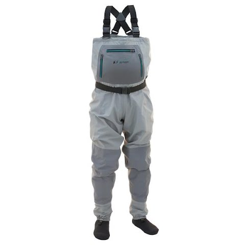 Frogg Toggs Women ' S Hellbender Stockingfroot Chest Waders thumbnail