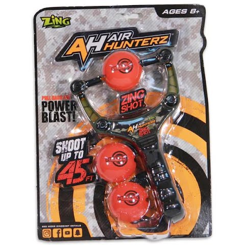Image of Zing Toys Air Hunterz Zing Shot