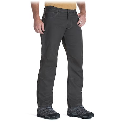 Image of Kuhl Men ' S Rydr Pant - Forged Iron