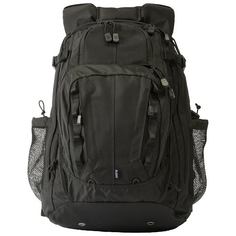 5 . 11 Tactical Covert 18 Backpack - Black thumbnail
