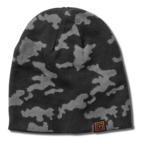 5 . 11 Tactical Men ' S Jacquard Beanie - 270volcaniccmo thumbnail