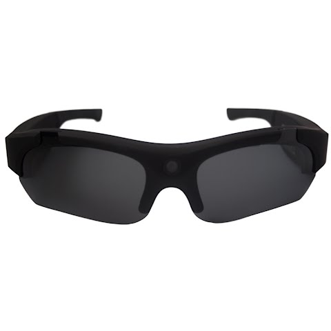 Review Pov Cameras Pro24 Video Sunglasses – Black Before Too Late