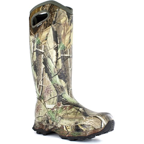 Bogs Men ' S Bowman Realtree Hunting Boots - Realtree thumbnail