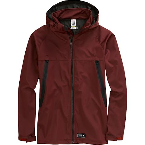 Image of Burton Mens Gauge Jacket - Crimson