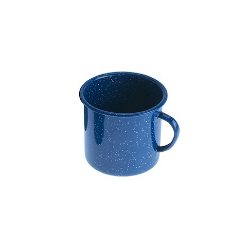 Image of Gsi Outdoors 12oz Enamelware Cup - Blue