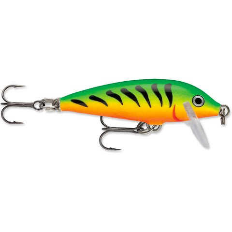 Image of Rapala Countdown Lure ( Size 5 ) - Firetiger