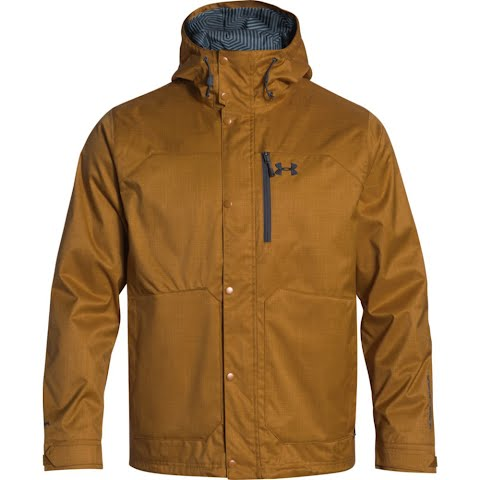 Under Armour Mountain Men ' S Ua Storm Coldgear Infrared Porter 3 – In – 1 Jacket – Moccasin thumbnail