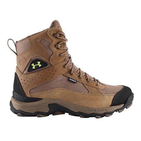 Under Armour Men's Ua Speed Freek Bozeman Hunting Boots – Uniform / Black