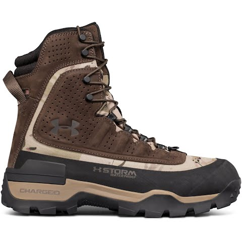 Under Armour Men ' S Brow Tine 2 . 0 400g Hunting Boots - Brown Camo thumbnail