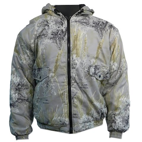 World Famous Brushed Cotton Insulated Jacket – Prairie Ghost