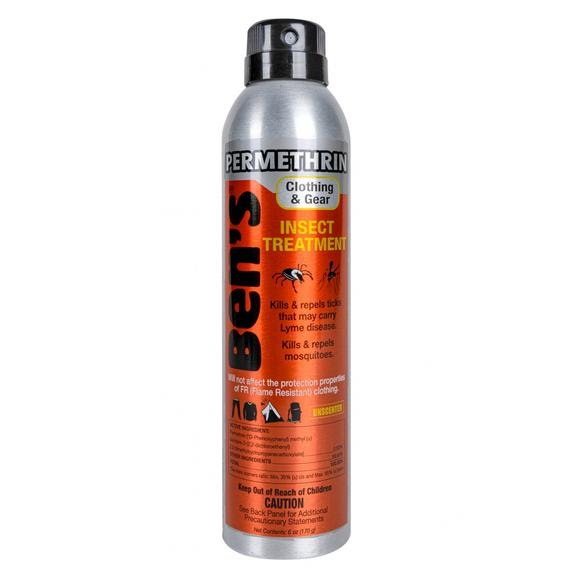 Adventure Medical Ben's Clothing and Gear 6oz Continuous Spray Image