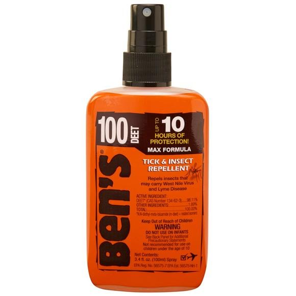 Adventure Medical Ben's 100 Pump, 3.4 oz Image