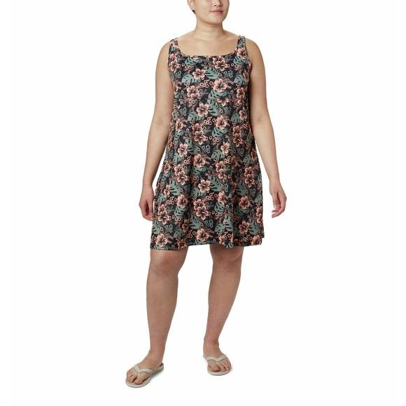 Columbia Women's PFG Freezer III Dress - Plus Size Image