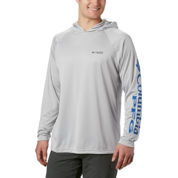 Columbia Men's PFG Terminal Tackle Hoodie (Tall) Image