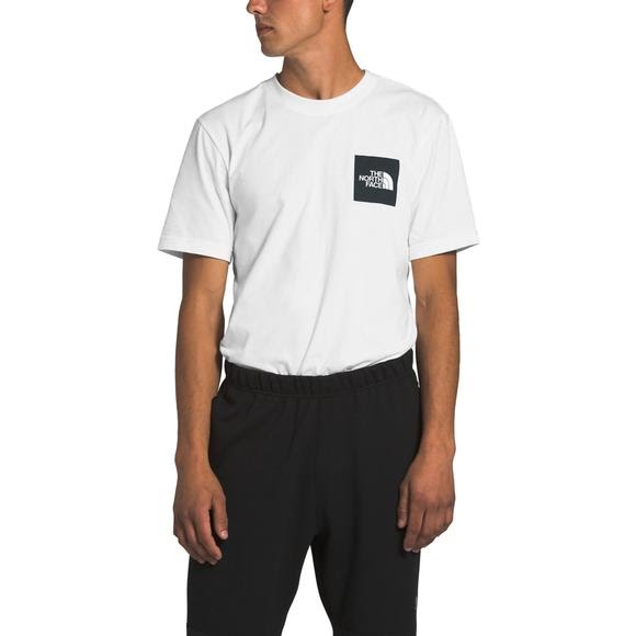 The North Face Men's Short Sleeve New Box Cotton Tee Image