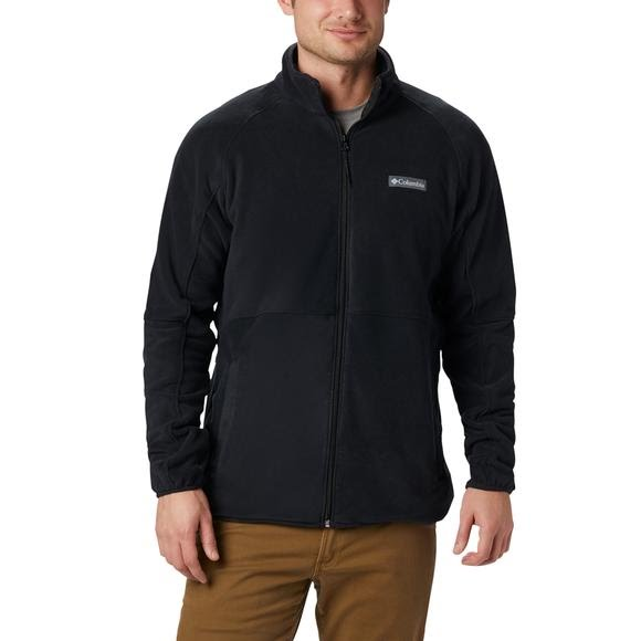 Columbia Men's Basin Trail Fleece Full Zip Jacket Image