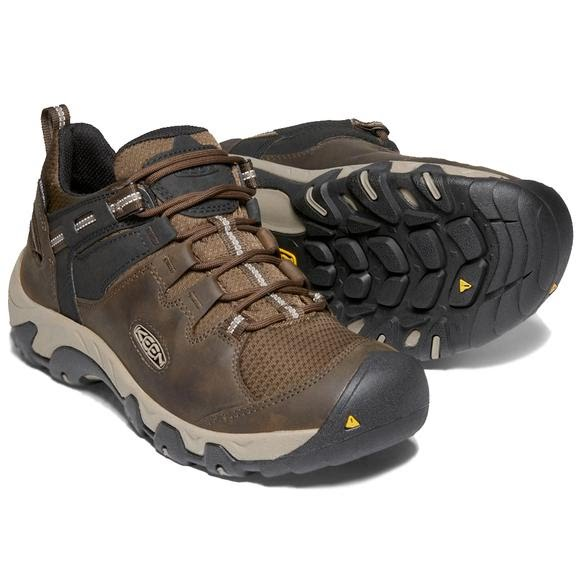 Keen Men's Steens Waterproof Shoe Image