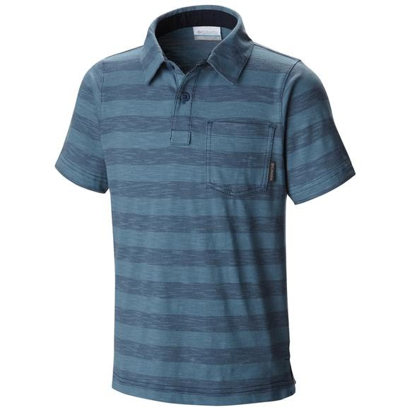 Columbia Youth Boy's Lookout Point Polo Shirt Image