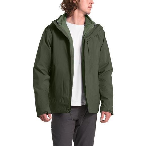 The North Face Men's Carto Triclimate Jacket Image
