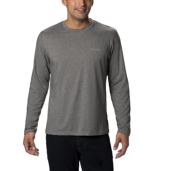 Columbia Men's Thistledown Park Long Sleeve Crew Neck Shirt (Tall Sizes) Image