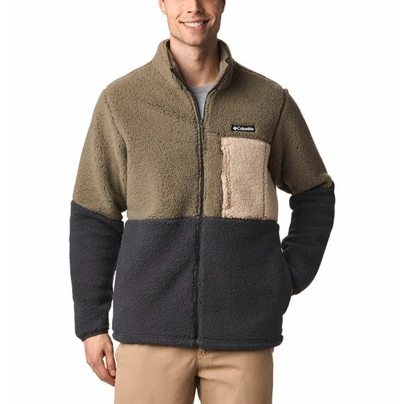 Columbia Men's Mountainside Heavyweight Fleece Jacket Image