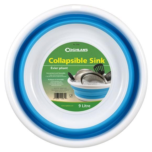 Coghlans Collapsible Sink Image