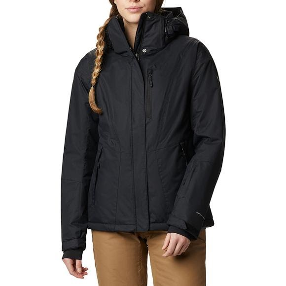 Columbia Women's Last Tracks Insulated Jacket Image