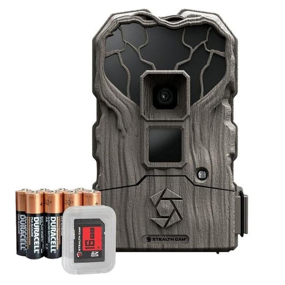 Stealth Cam QS24NGX Combo Kit Image