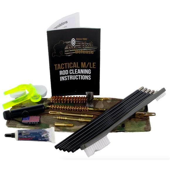 Pro-shot Ruck Multi-Cam Rod Cleaning System for 5.56mm / .223 Image