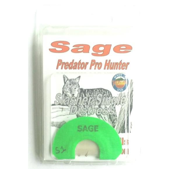 Sage Game Calls Slasher Single Predator Call Image